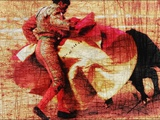 San Miguel, Bullfight 1 Photographic Print by Doug Landreth