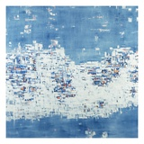 Blue Giclee Print by Sarah Medway