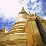 Phra Si Ratana Chedi Photographic Print by So Hing-Keung