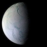 Enceladus Photographic Print