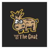 Year of the Goat Lámina giclée