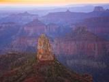 Sandstone Buttes and Cliffs at Grand Canyon National Park Photographic Print by John Eastcott & Yva Momatiuk
