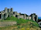 Dover Castle Photographic Print by Steven Vidler