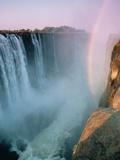 Victoria Falls Photographic Print