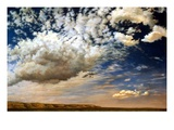 Summer Sky Giclee Print by Pat Fridell