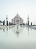 Taj Mahal at Morning Photographic Print