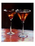 Manhattans Giclee Print by Pam Ingalls