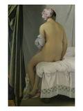 The Bather Giclee Print by Jean-Auguste-Dominique Ingres