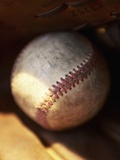 Baseball Photographie par Randy Faris