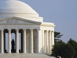 Jefferson Memorial Photographic Print by William Manning