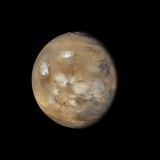 Mars in Northern Spring Photographic Print by Michael Benson