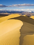 Sand Dunes in Death Valley Photographic Print by Rudy Sulgan