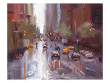 Slick (NYC) Giclee Print by Pam Ingalls