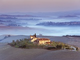 Tuscan Countryside Photographic Print by Frank Krahmer