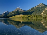 Upper Waterton Lake Photographic Print by Mike Grandmaison