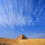 The Step Pyramid of Zoser Photographic Print by So Hing-Keung