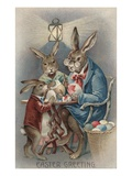 Easter Greetings Giclee Print