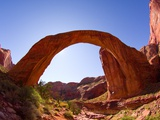 Rainbow Bridge Arch Photographic Print by Blaine Harrington