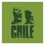 Chile Giclee Print