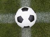 Soccer Ball Photographic Print by Herbert Spichtinger