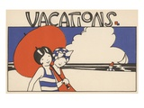 Vacations Giclee Print by Amelia Winter