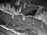 Section of the Great Wall in Photographic Print