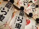 Iluminated Paper Lanterns at Yasaka Shrine in Kyoto Photographic Print by Rudy Sulgan