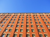 Tall Apartment Building Photographic Print by Alan Schein