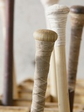 Baseball bats Photographic Print by Erik Isakson