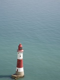 The Lighthouse at Beachy Head Photographic Print by Michael Jenner