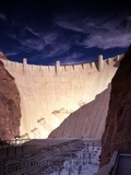 Dramatic light on the Hoover Dam Photographic Print by Tim Street-Porter