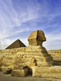 The Great Sphinx of Giza Photographic Print by Adam Jones