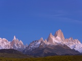 Fitzroy Massif in Los Glaciares National Park Photographic Print by John Eastcott & Yva Momatiuk