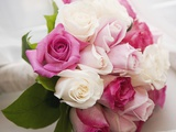 Bouquet di rose Stampa fotografica di Marnie Burkhart