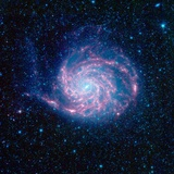 Pinwheel Galaxy Photographic Print