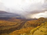 Clouds Over Grand Canyon Photographic Print by John Eastcott & Yva Momatiuk