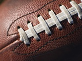 Football Photographic Print by Robert Michael