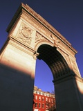Washington Arch Photographic Print by Rudy Sulgan