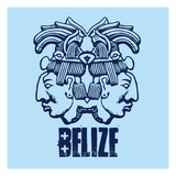 Belize Giclee Print