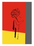 Confused Giclee Print by Jordi Elias