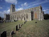 Church of the Holy Trinity in Blythburgh Photographic Print by Angelo Hornak