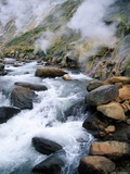Stream in Valley of the Geysers Photographic Print by Macduff Everton