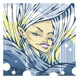 Sprite Giclee Print by Tristan Eaton