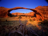 Landscape Arch in Arches National Park Photographic Print by David Muench