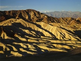 Zabriskie Point, Death Valley Photographic Print by James Randklev