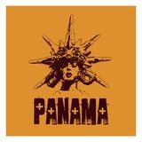 Panama Giclee Print