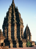 Prambanan Temple Photographic Print by Luca Tettoni