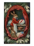 Joyful Easter Reproduction procédé giclée