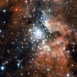 NGC 3603 Photographic Print
