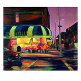 Open All Night Giclee Print by Michael Bishop